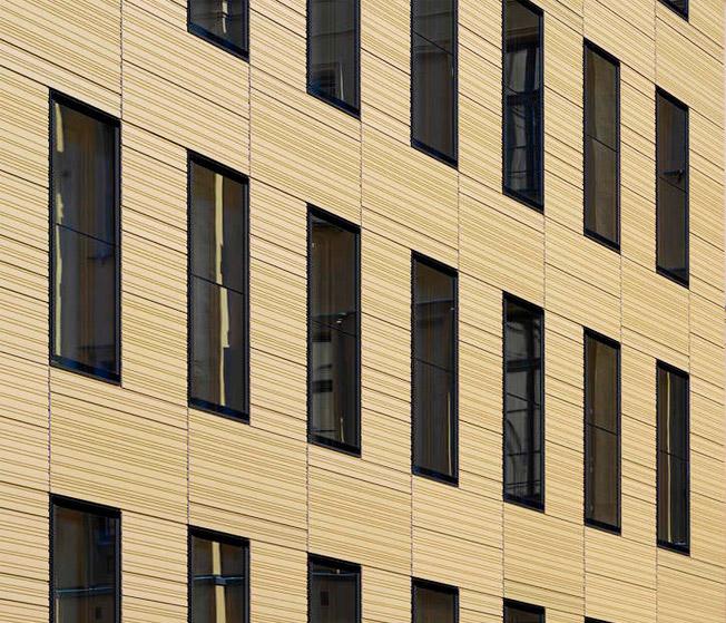 Вентилируемые фасады - монтаж и обслуживание