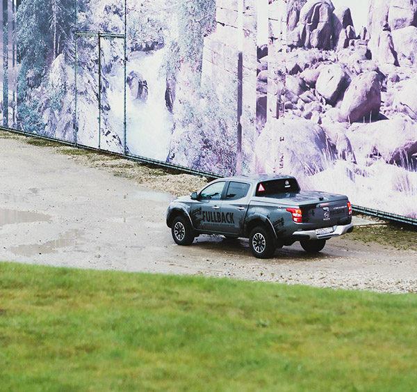 Строительство забора Jeep Territory