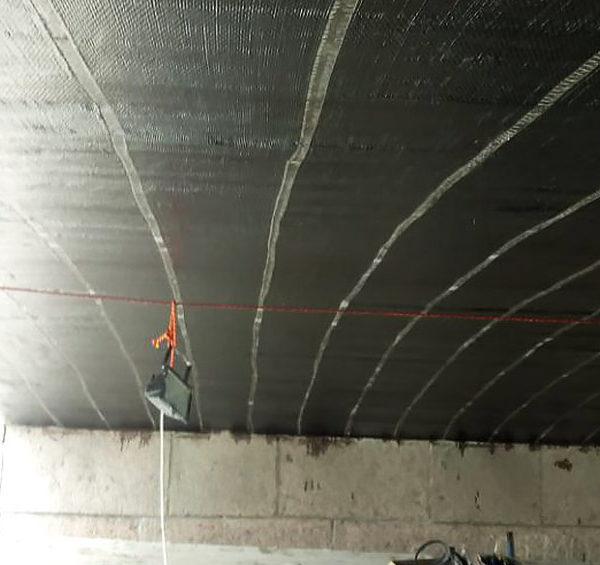 Усиление моста композитными материалами